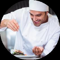 Sector gastronomía
