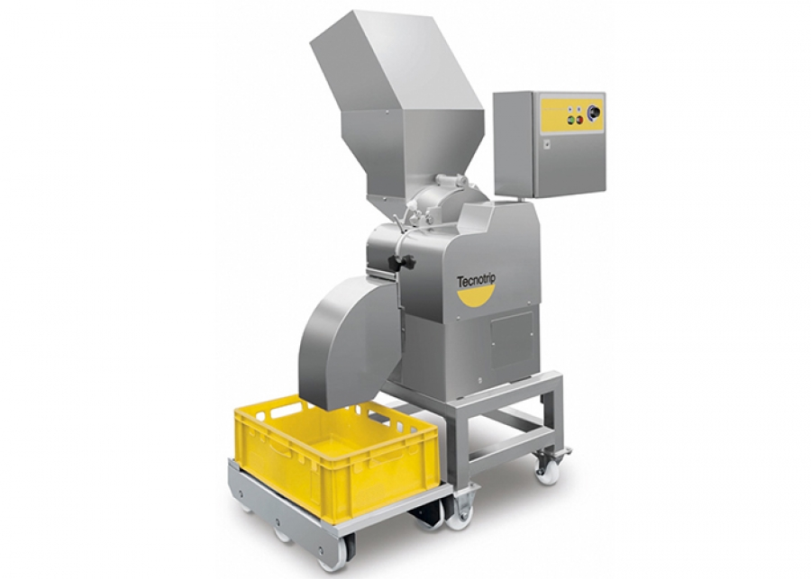 TDSH-90 carga automática continua de frutas y verduras